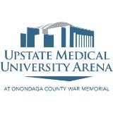 Upstate Medical Arena logo