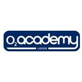 O2 Academy Leeds logo