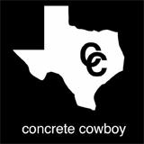 Concrete Cowboy logo