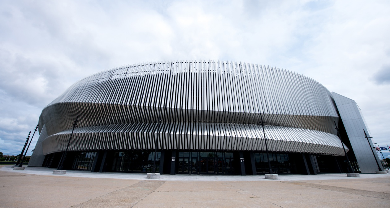 Nassau Veterans Memorial Coliseum