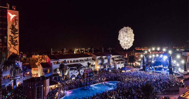 Ushuaia Beach Club offers guest list on certain nights
