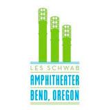 Les Schwab Amphitheater logo