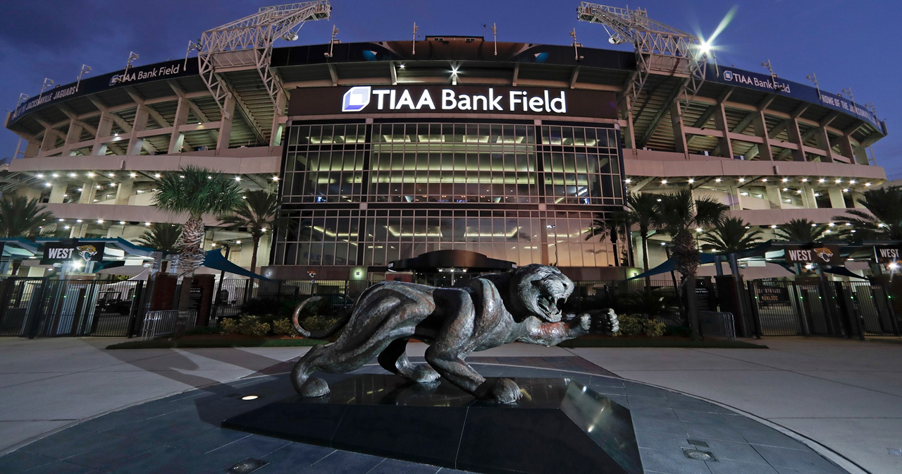 Inside look of TIAA Bank Field after getting free guest list