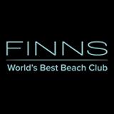Finns Beach Club logo