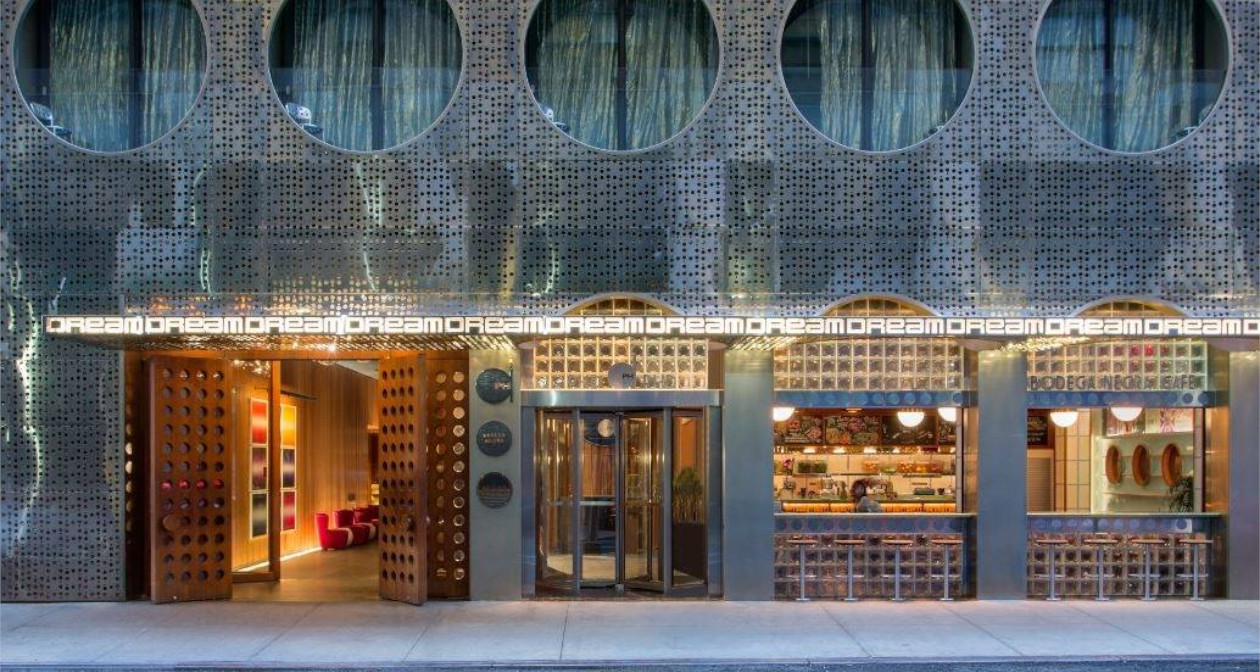 Inside look of Philippe Downtown with bottle service