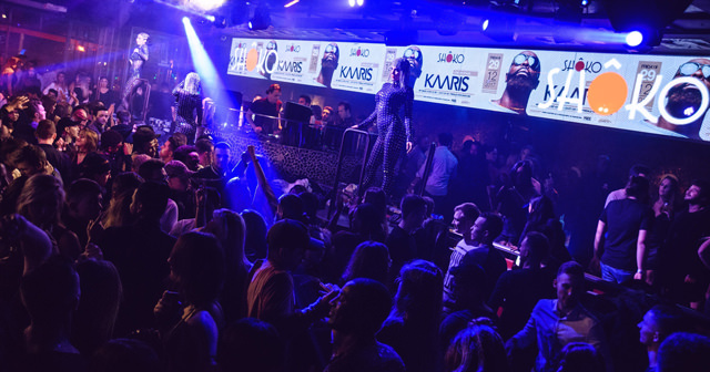 Shoko offers guest list on certain nights