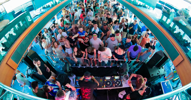 NYC Boat Party - Pier 40 offers guest list on certain nights