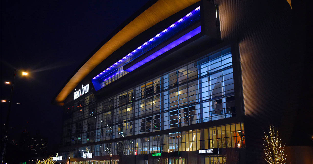 Fiserv Forum