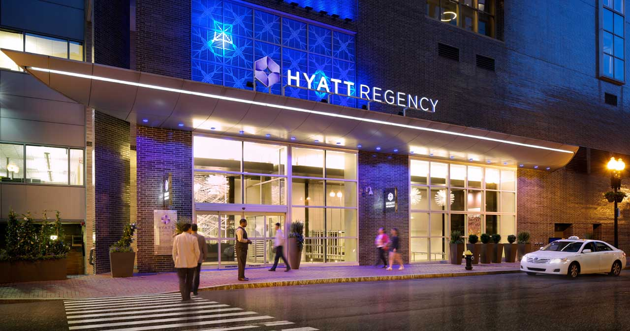 Inside look of Hyatt Regency after getting free guest list
