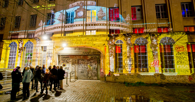 Berghain offers guest list on certain nights