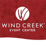 Wind Creek Event Center logo