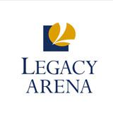 Legacy Arena at the BJCC logo