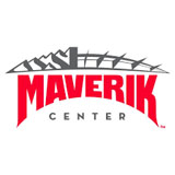 Maverik Center logo