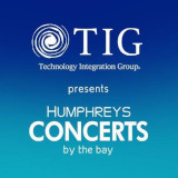 Humphrey's Concerts by the Bay logo