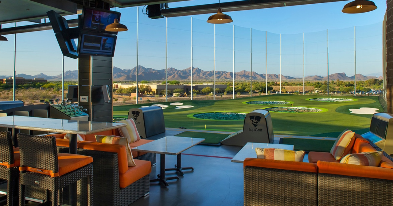 Topgolf offers guest list on certain nights