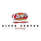 Raising Cane's River Center Arena logo