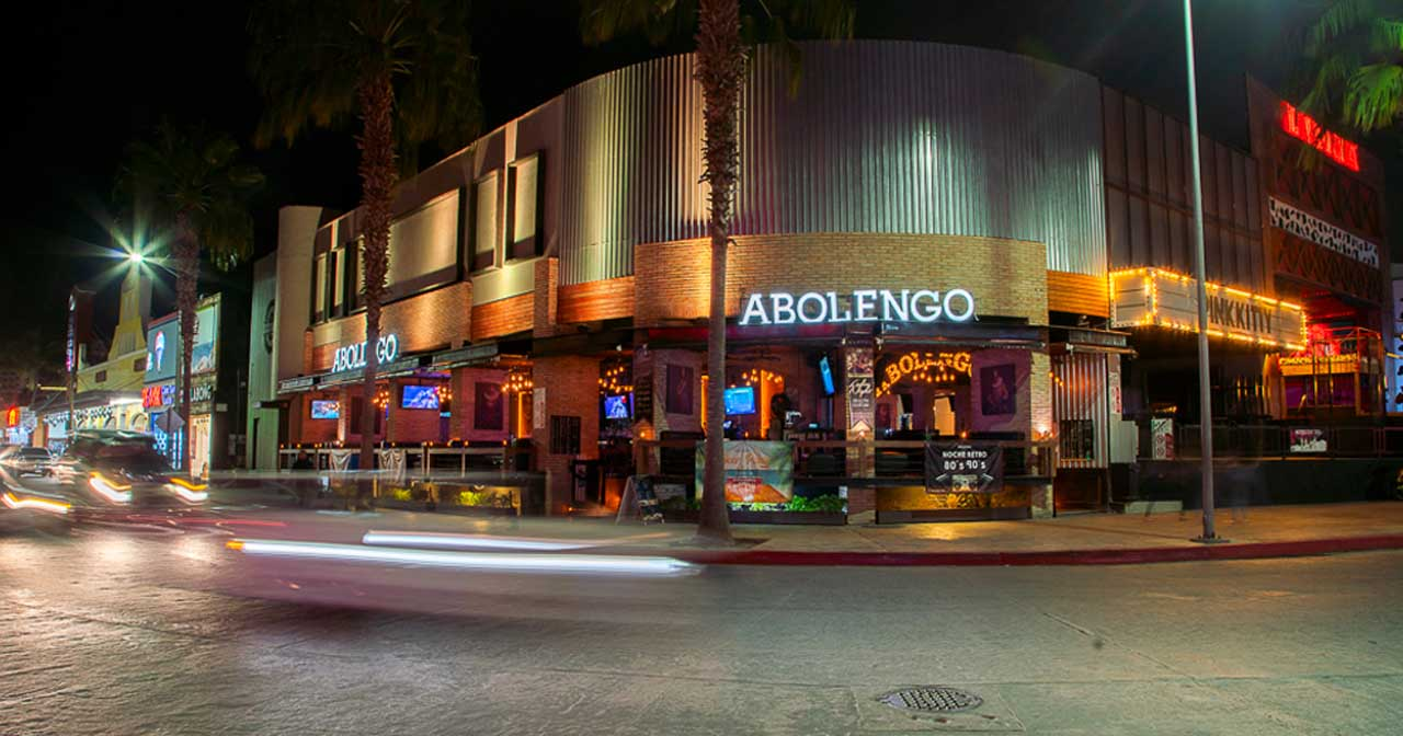 Inside look of Abolengo with bottle service