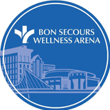 Bon Secours Wellness Arena logo