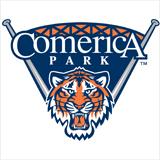 Comerica Park logo