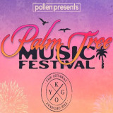 Palm Tree Festival logo