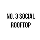 No. 3 Social Rooftop logo