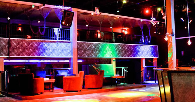 View of the interior of Club Elevate