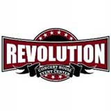 Revolution Concert House logo