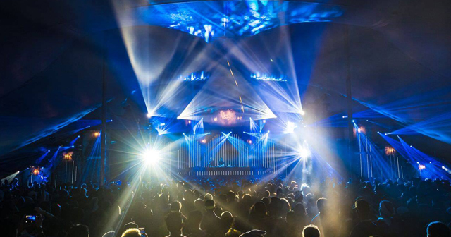 View of the interior of Freaky Deaky