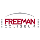 Freeman Coliseum logo