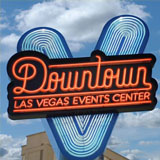 Downtown Las Vegas Events Center logo