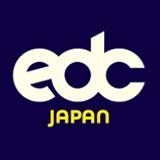 EDC Japan logo