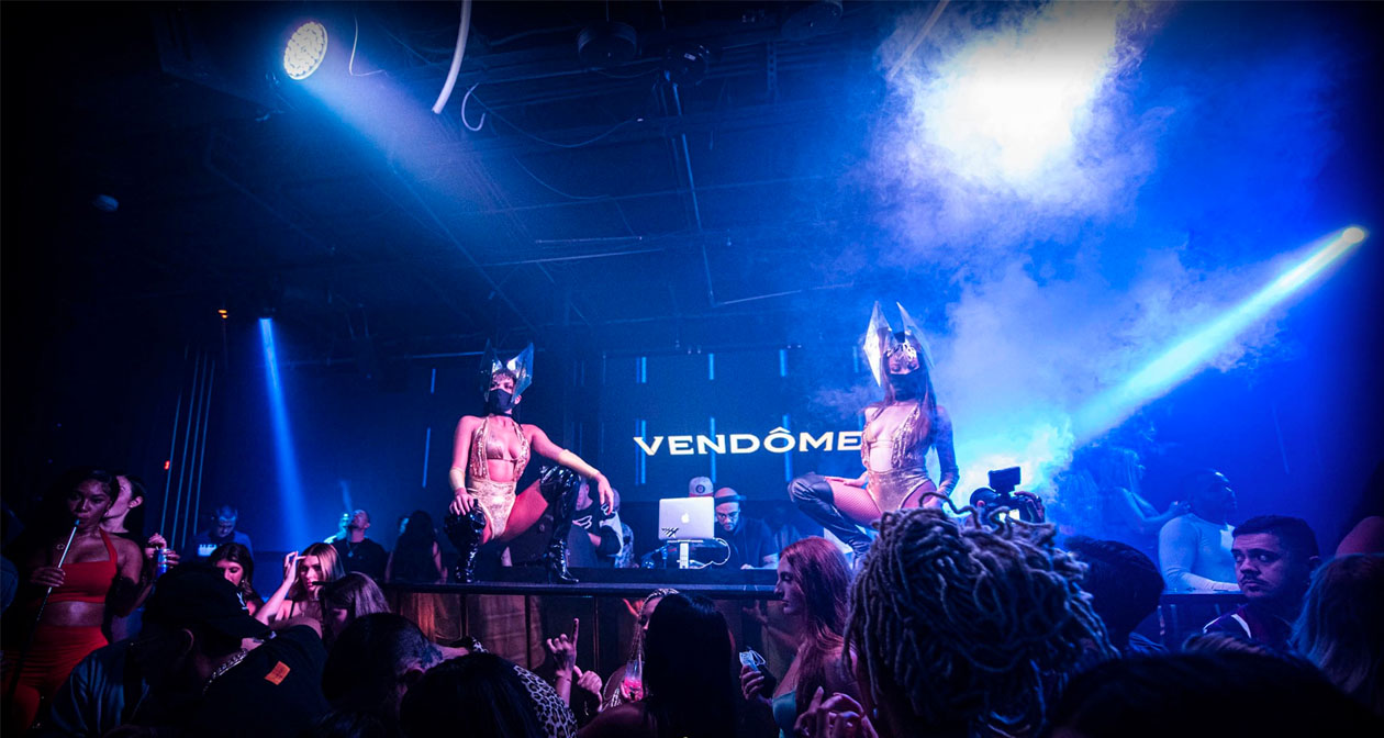 Inside look of Vendôme Miami after getting free guest list