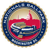 Nationals Park logo