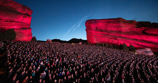 Red Rocks Amphitheatre offers guest list on certain nights