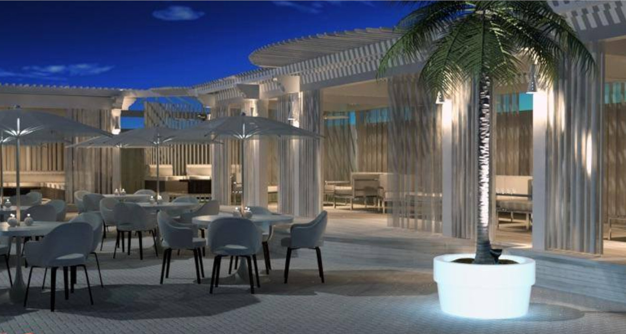 Beach Club offers guest list on certain nights