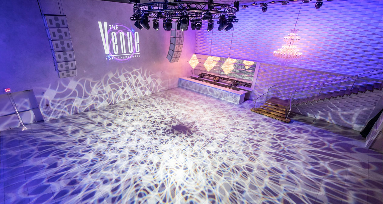 The Venue offers guest list on certain nights