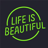 Life is Beautiful logo