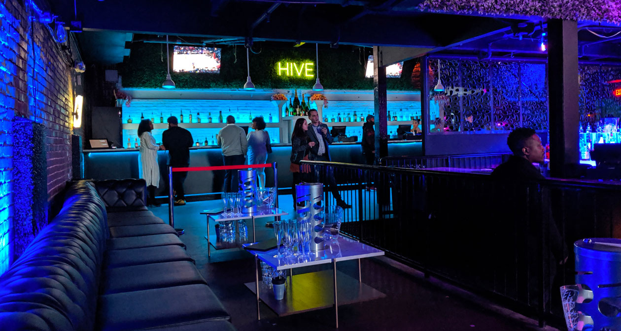 Inside look of Hive Nightclub after buying tickets