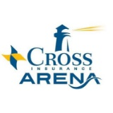 Cross Insurance Arena logo