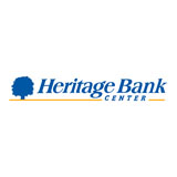 Heritage Bank Center logo