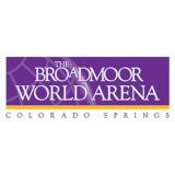 Broadmoor World Arena logo