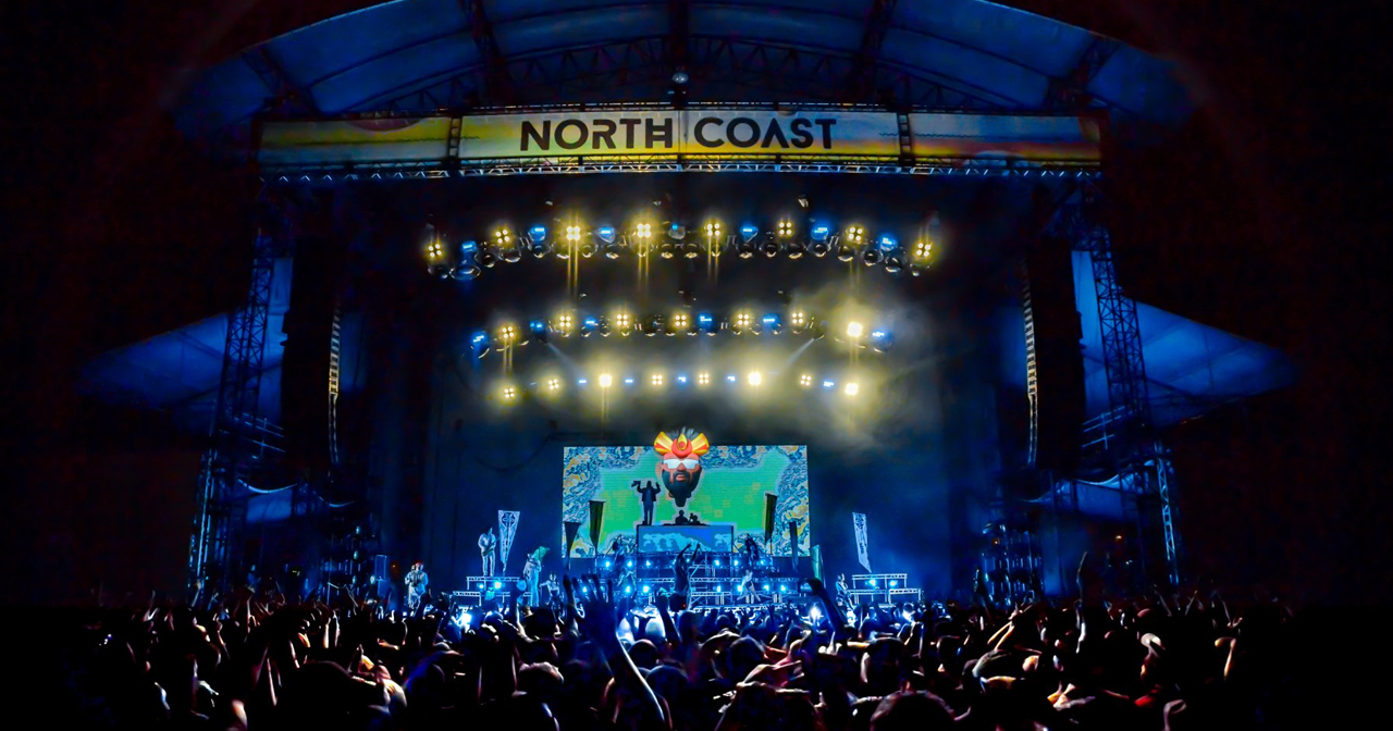 Inside look of North Coast Music Festival after buying tickets