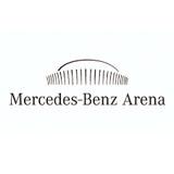 Mercedes Benz Arena logo