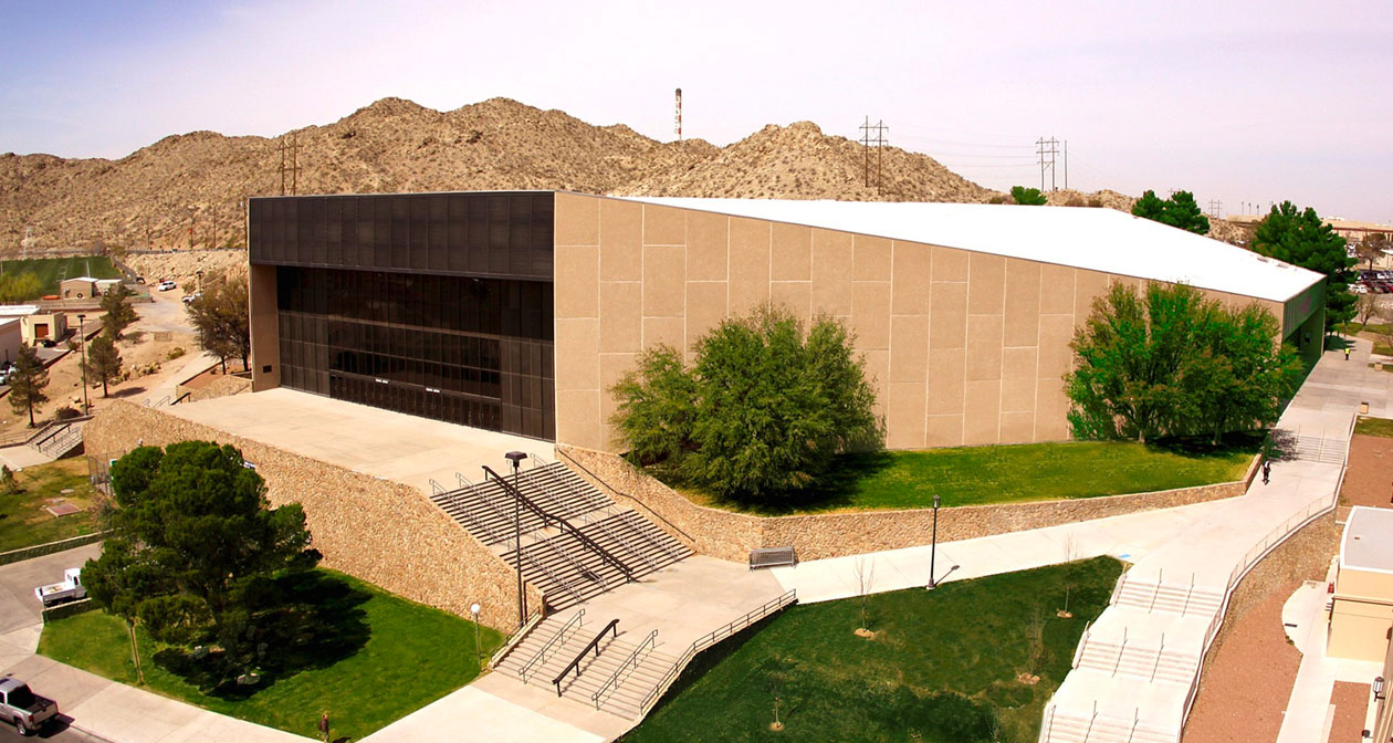 Don Haskins Center