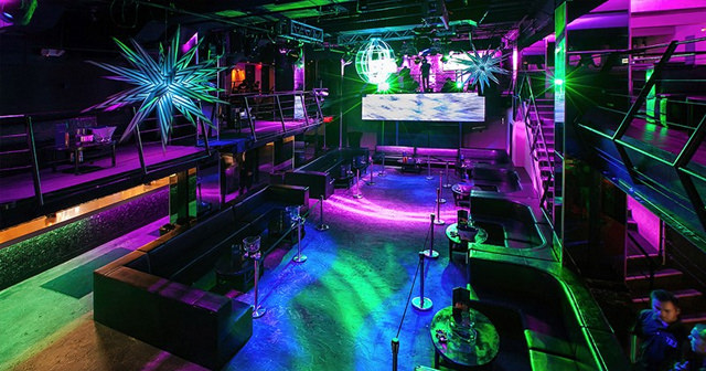 Inside look of ONO with bottle service