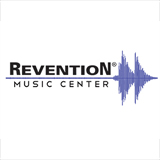 Revention Music Center logo
