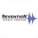 Revention Music Center logo
