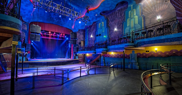 Gothic Theatre offers guest list on certain nights