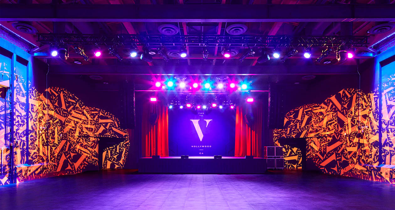 Inside look of The Vermont Hollywood after buying tickets