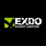 EXDO Event Center logo